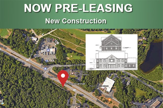 LEASING NEW CONSTRUCTION – HYANNIS, MA